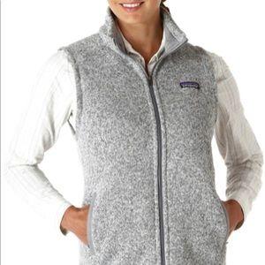 Patagonia Better Sweater Fleece Vest in Gray